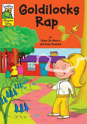 Leapfrog Rhyme Time: Goldilocks Rap
