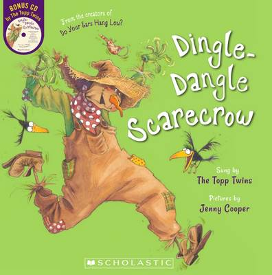 Dingle Dangle Scarecrow (with CD)