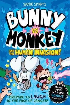 Bunny vs Monkey: The Human Invasion