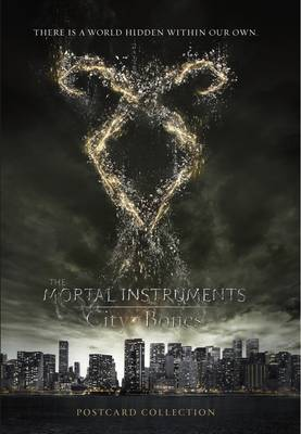 City of Bones - Movie postcards
