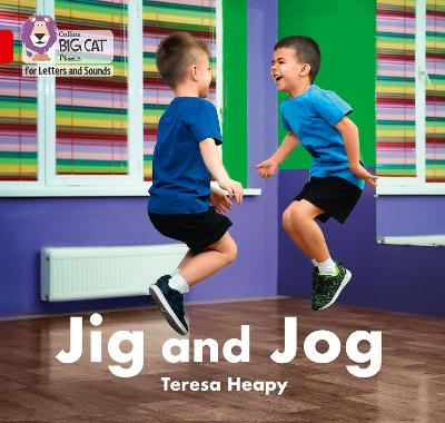 Jig and Jog: Band 2a/Red a