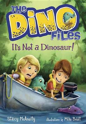 The Dino Files #3 It's Not A Dinosaur!