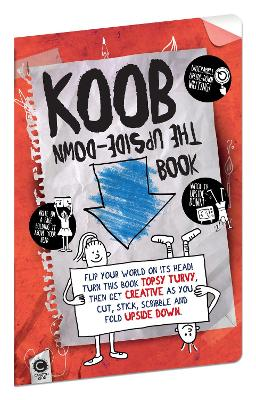 KOOB The Upside-Down Book