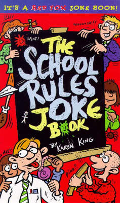 School Rules Joke Book