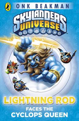 Skylanders Universe: Mask of Power: Lightning Rod Faces the Cyclops