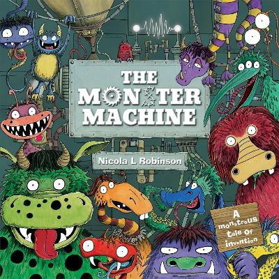 The Monster Machine