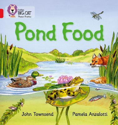 Pond Food: Band 02b/Red B