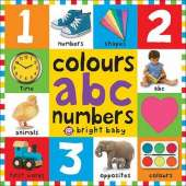 Colours ABC Numbers: First 100 Books