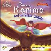 Princess Karima and the Giant Eagles