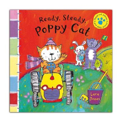 Ready, Steady Poppy Cat