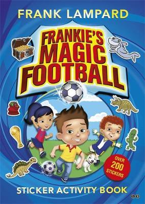 Frankie's Magic Football: Sticker Activity Book