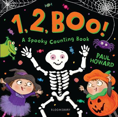 1, 2, BOO!: A Spooky Counting Book