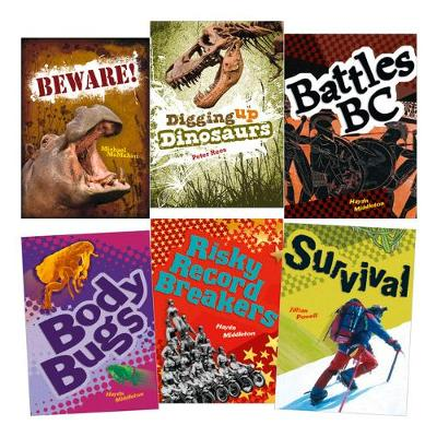 Learn at Home:Pocket Reads Year 3 Non-fiction Pack (6 books)