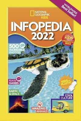National Geographic Kids Infopedia 2022