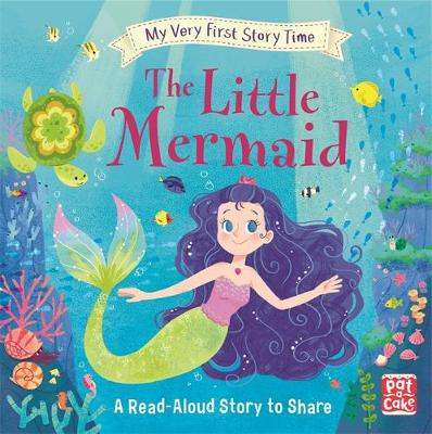 My Very First Story Time: The Little Mermaid: Fairy Tale with picture glossary and an activity