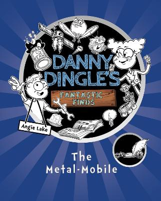 Danny Dingle's Fantastic Finds: The Metal-Mobile