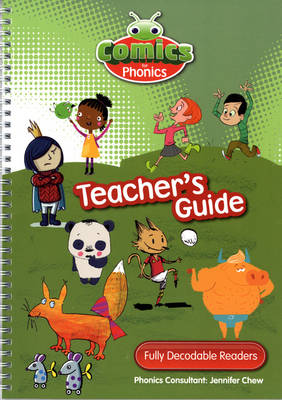 Comics for Phonics Teaching Guide