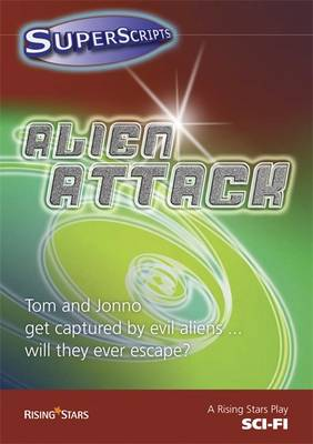 Superscripts Sci-Fi: Alien Attack