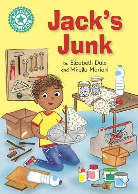 Reading Champion: Jack's Junk: Independent Reading Turquoise 7