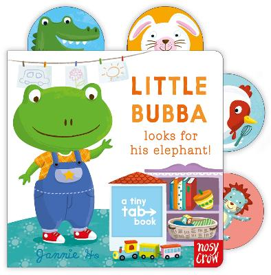 Tiny Tabs: Little Bubba Looks for his Elephant