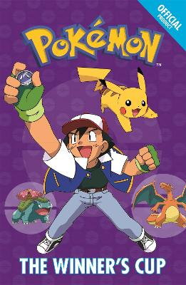 The Official Pokemon Fiction: The Winner's Cup: Book 8
