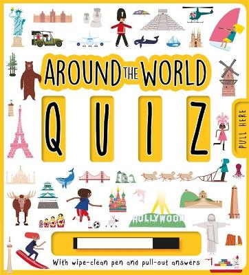 Around the World Quiz Book