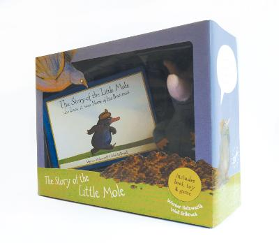 The Story of the Little Mole Box Set: With plush toy