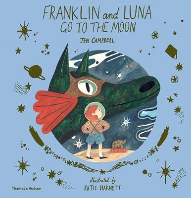 Franklin and Luna go to the Moon