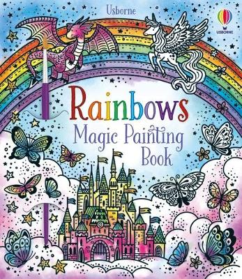 Rainbows Magic Painting Book