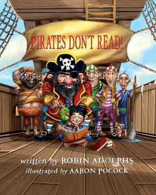 Pirates Don't Read!