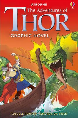 Adventures of Thor Graphic Novel