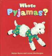 Whose Pyjamas?: Little Hare Books