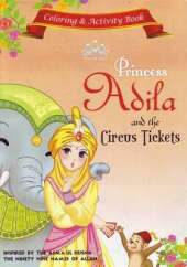 Princess Adila and the Circus Tickets Activity Book