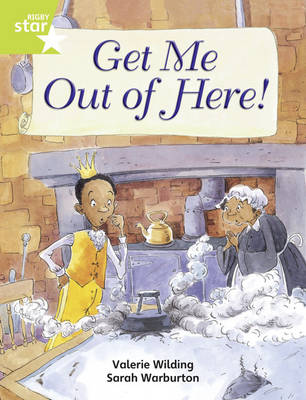 Rigby Star Independent Lime: Get Me Out of Here Reader Pack