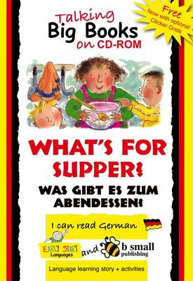 Early Start Big Book What's for Supper? German