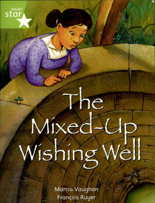 Rigby Star Independent Lime: Mixed Up Wishing Well Reader Pack