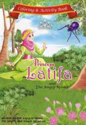 Princess Latifa and the Angry Spider Activity Book