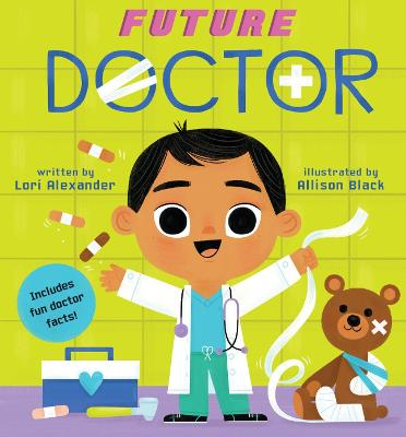 Future Doctor (Future Baby Board Books)