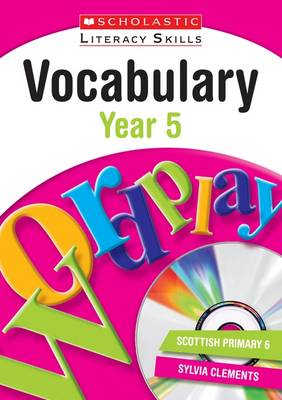 Vocabulary Year 5