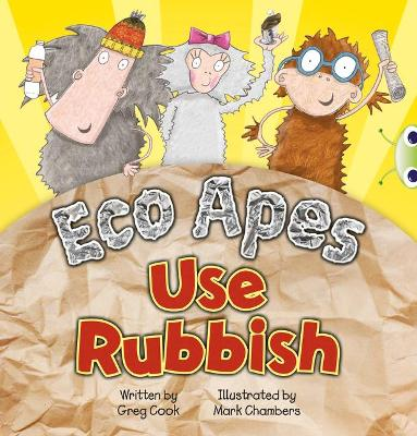 Eco Apes Use Rubbish