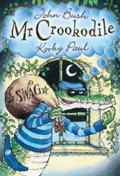 Mr Crookodile: Blue Banana