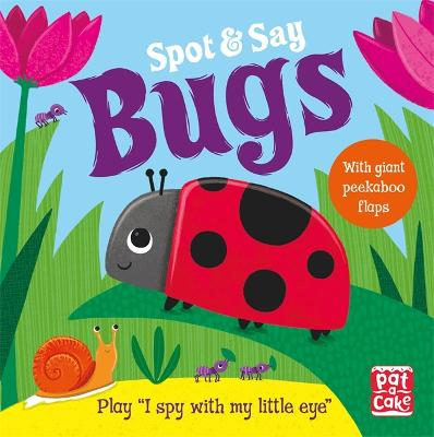Spot and Say: Bugs: Play I Spy with My Little Eye