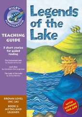 Navigator New Guided Reading Fiction Year 3, Legends of the Lake Teaching Guide
