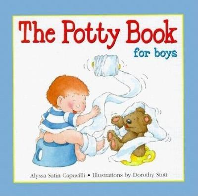 Potty Book for Boys