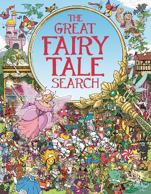 The Great Fairy Tale Search