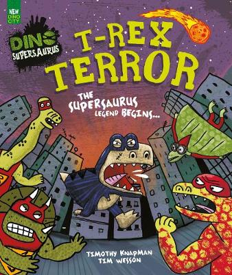 T-Rex Terror: The Supersaurus Legend Begins...