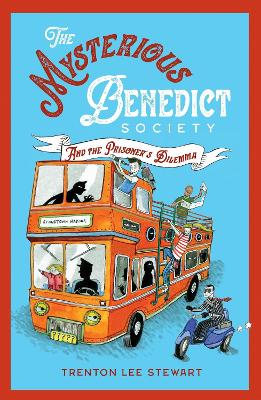 The Mysterious Benedict Society and the Prisoner's Dilemma (2020 reissue)
