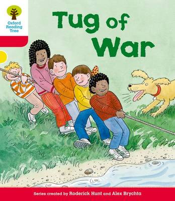 Oxford Reading Tree: Level 4: More Stories C: Tug of War