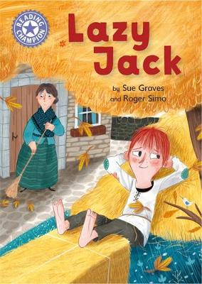 Reading Champion: Lazy Jack: Independent Reading Purple 8