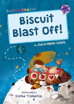Biscuit Blast Off!: (Purple Early Reader)